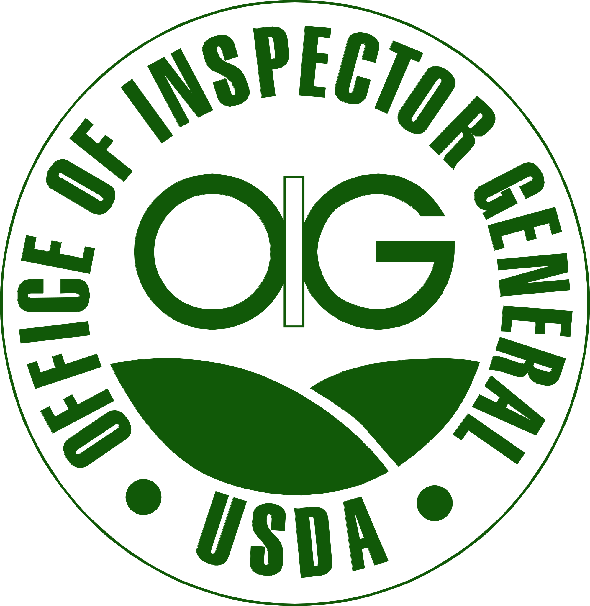 USDA Office of Inspector General - HUBZone Contractor of the Year - 2007