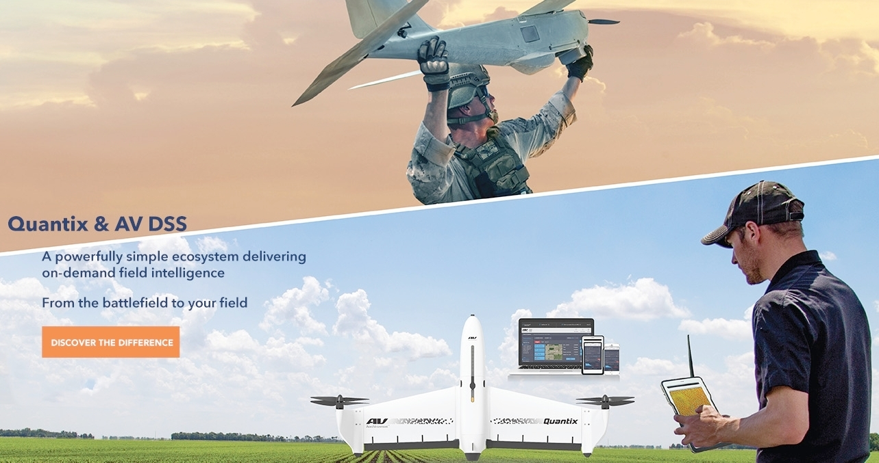 Wildflower welcomes Quantix™ UAV and Analytics - Contact us to learn more