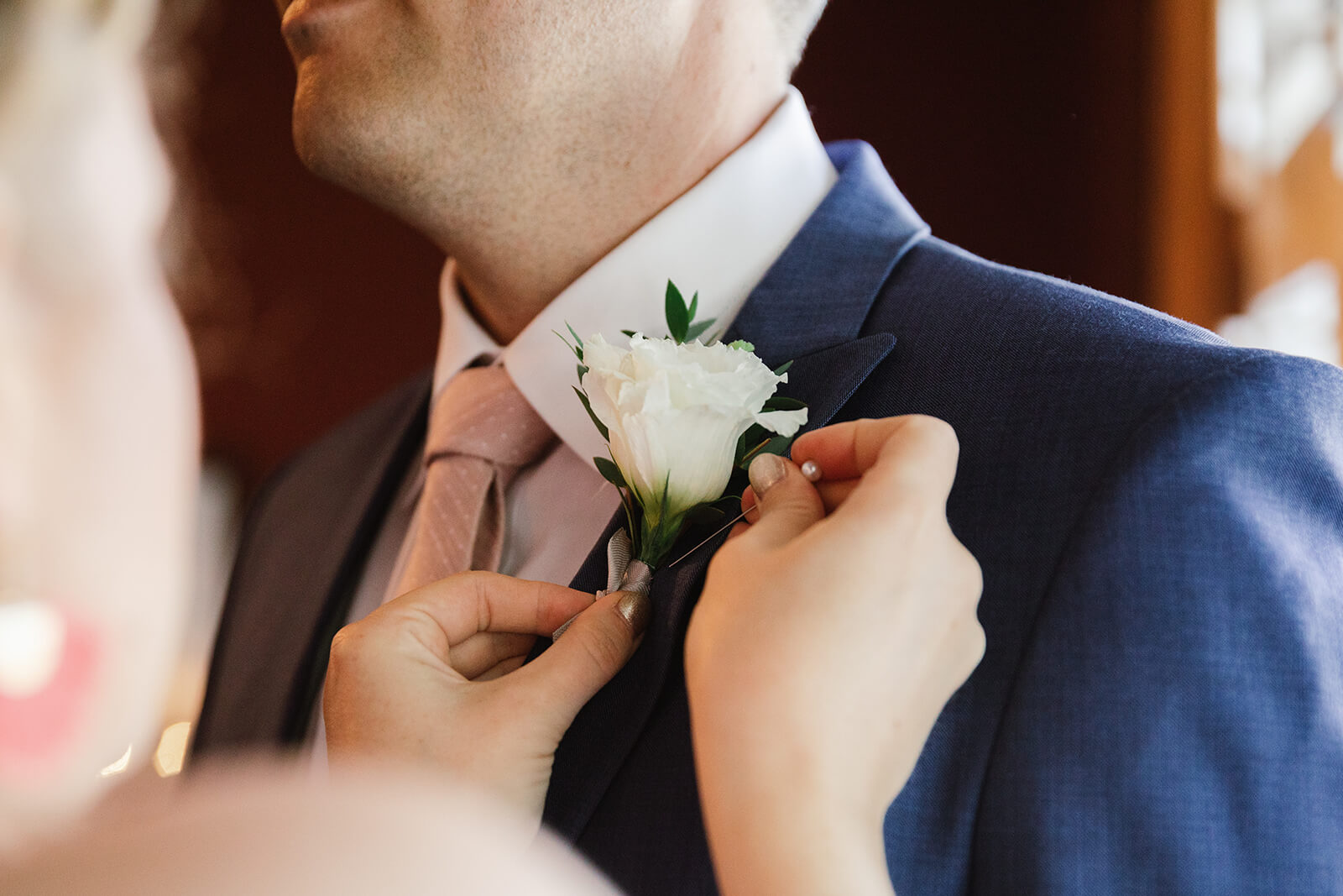 Simple Buttonhole