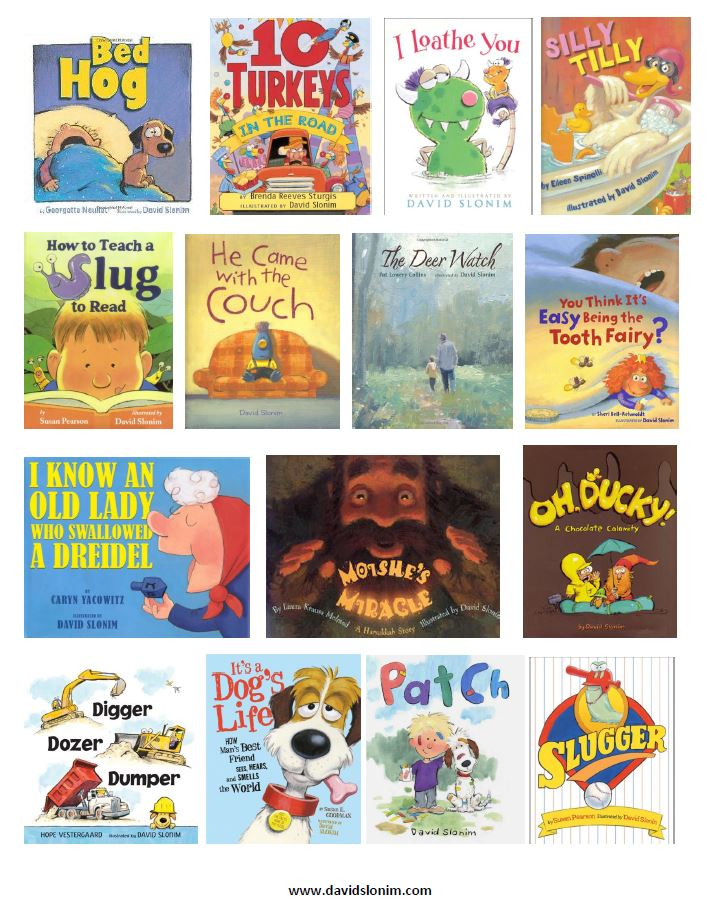David Slonim Book list visual.JPG