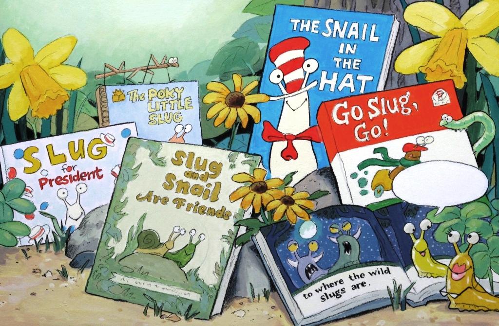 How To Teach A Slug To Read | Two Lions
