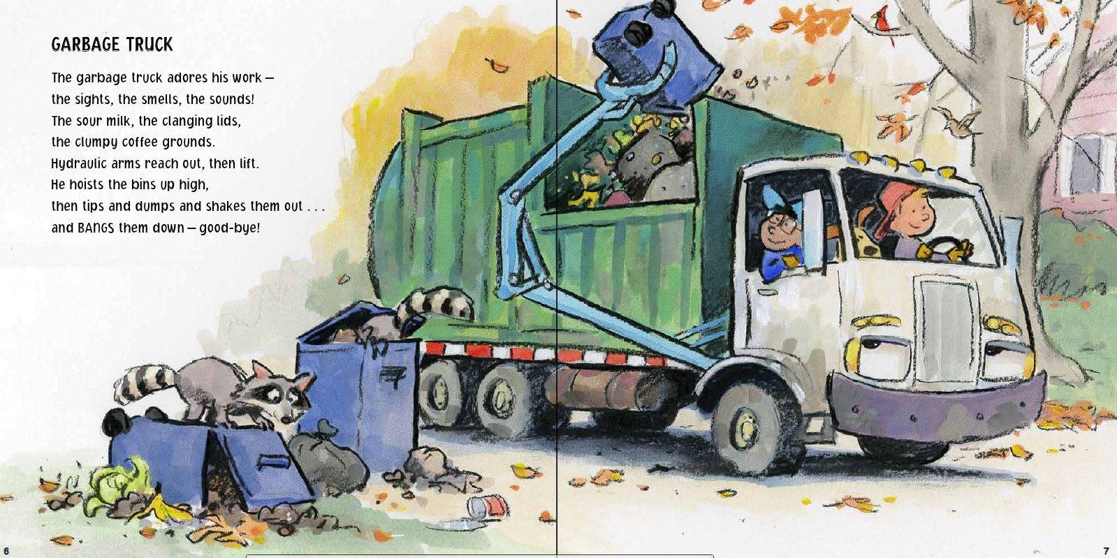 Digger Dozer Dumper | Candlewick Press