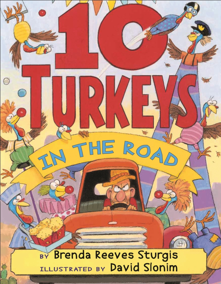 10 Turkeys In The Road | Two Lions