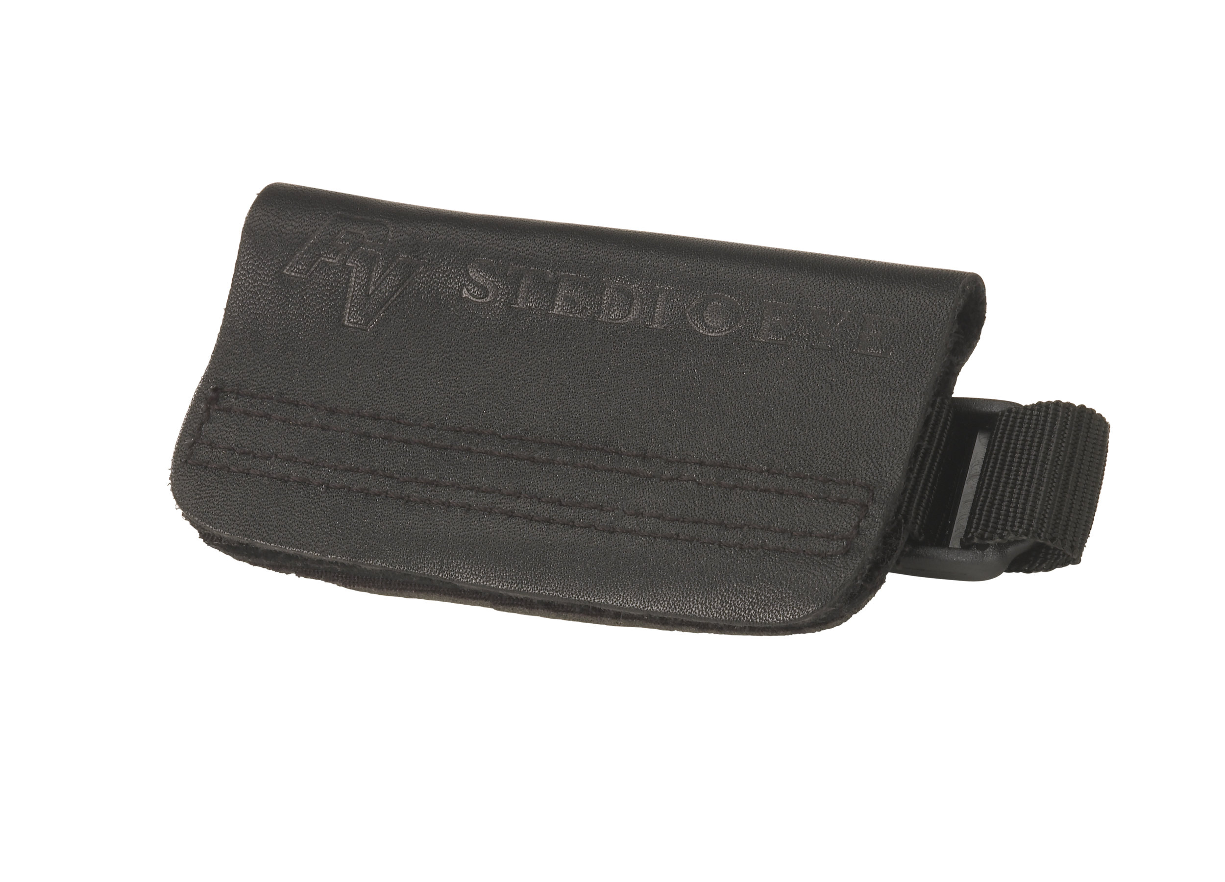 HANDSTRAP WITH LEATHER PAD - $12.30