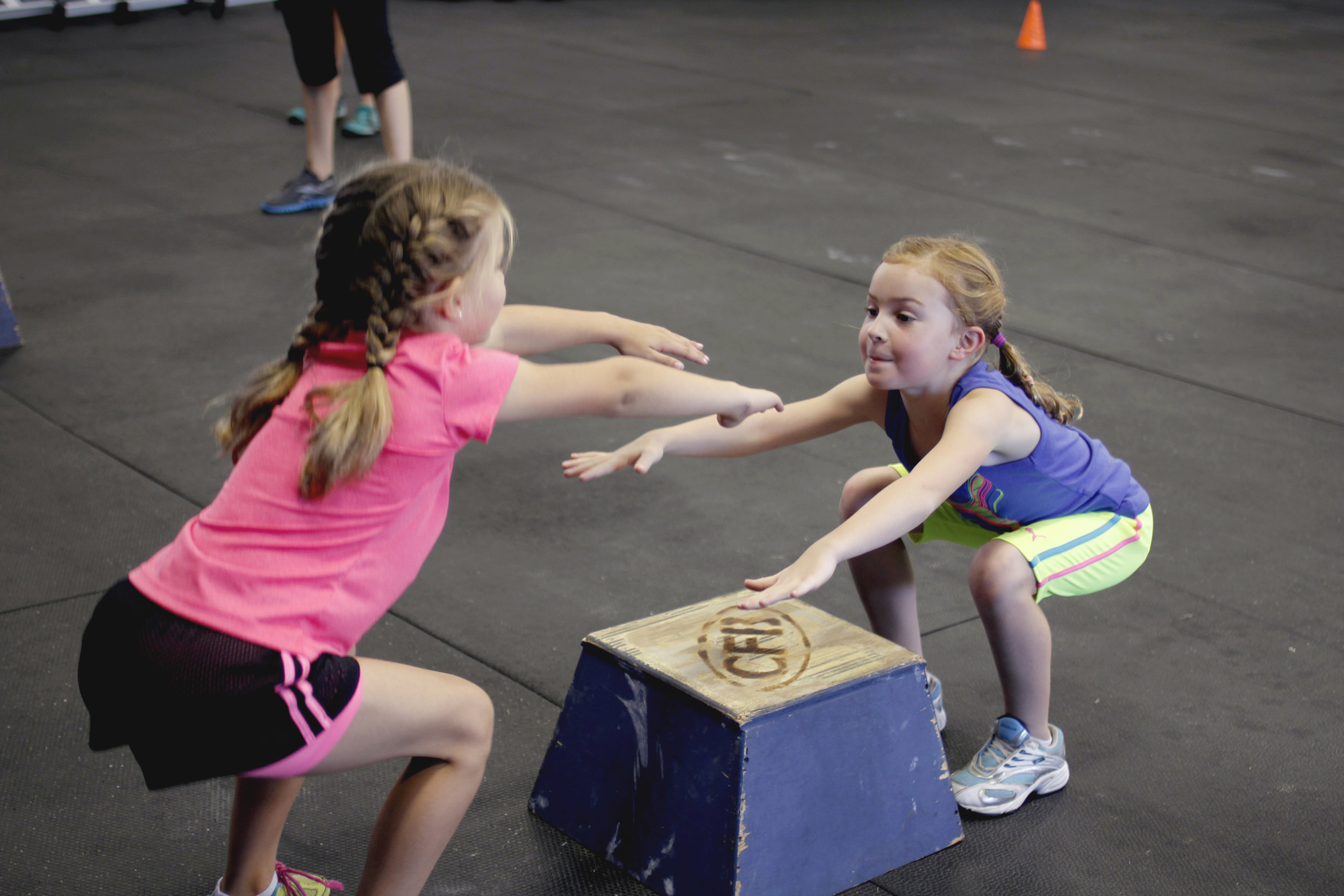 Fun 1-hour session - Sundays at 1 p.m. at CrossFit Brighton and after-school program at Farms Intermediate School!