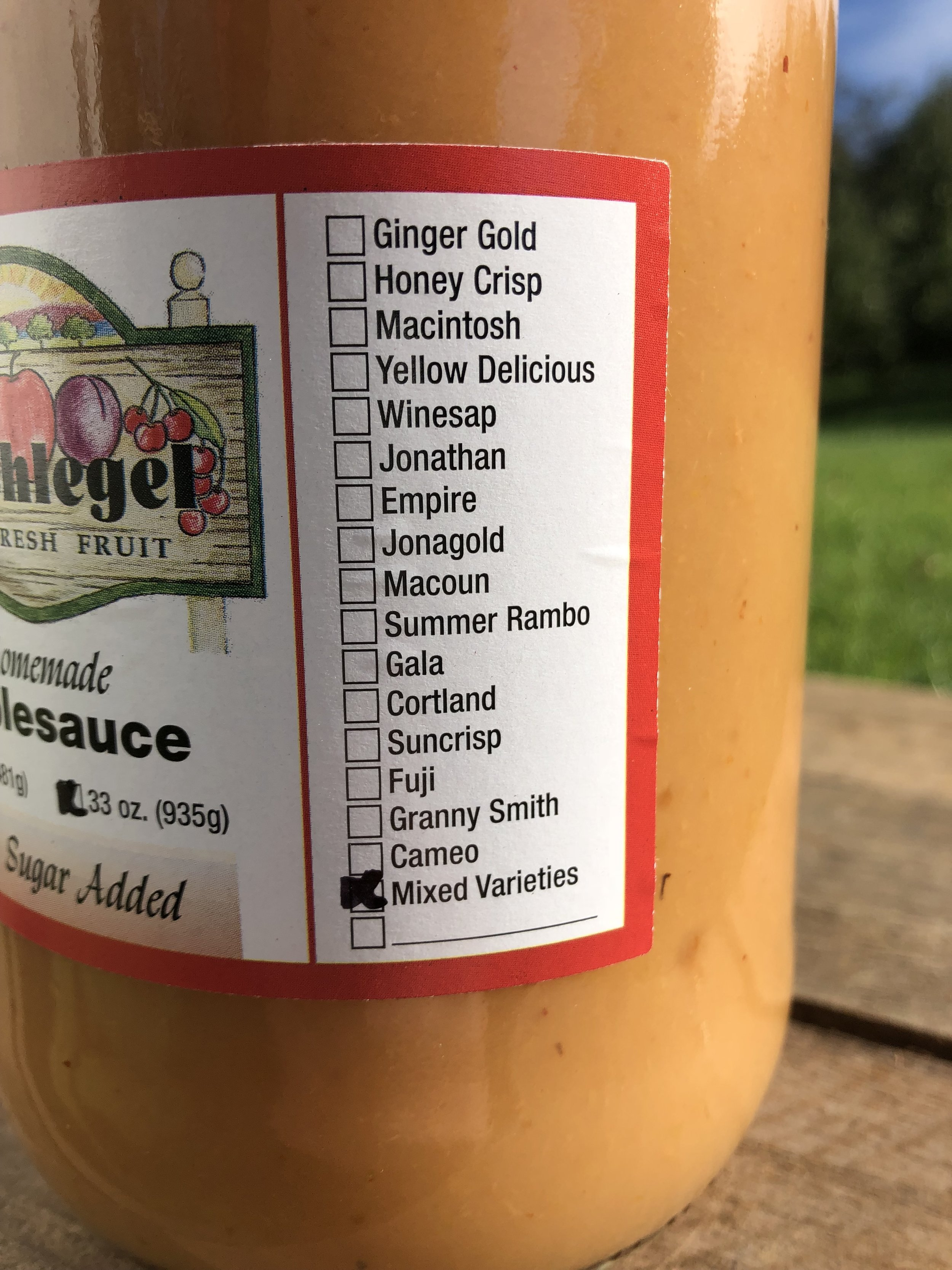 Be sure to check out the many different varieties that we make!