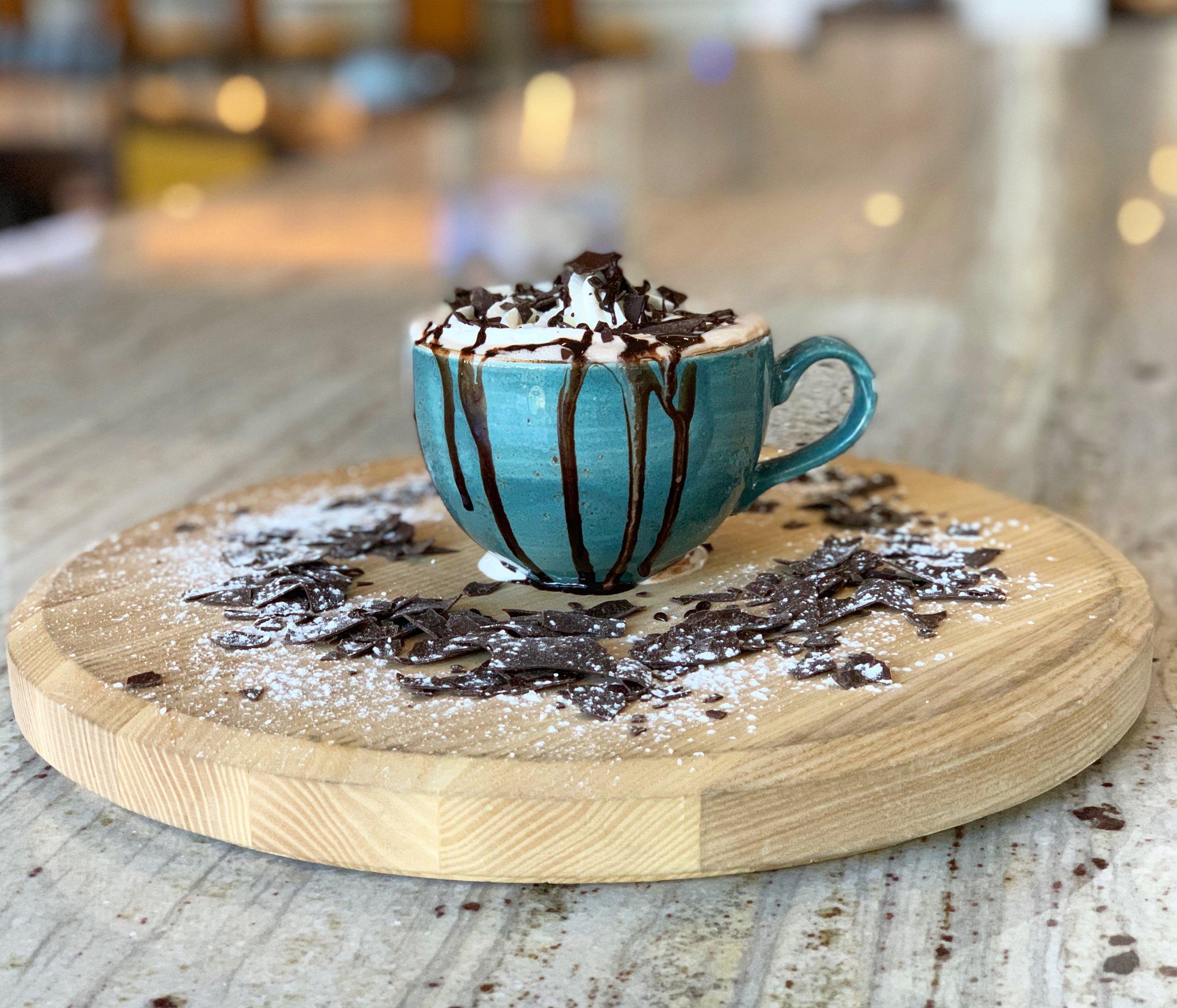 Chinook Winds Hot Chocolate -