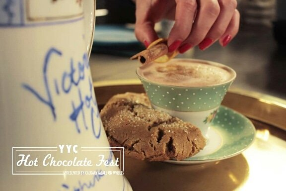 Victorian Hot Chocolate -