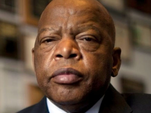 John Lewis - for tirelessly, and with dignity, fighting for integration and civil rights for more than 50 years.Read More...