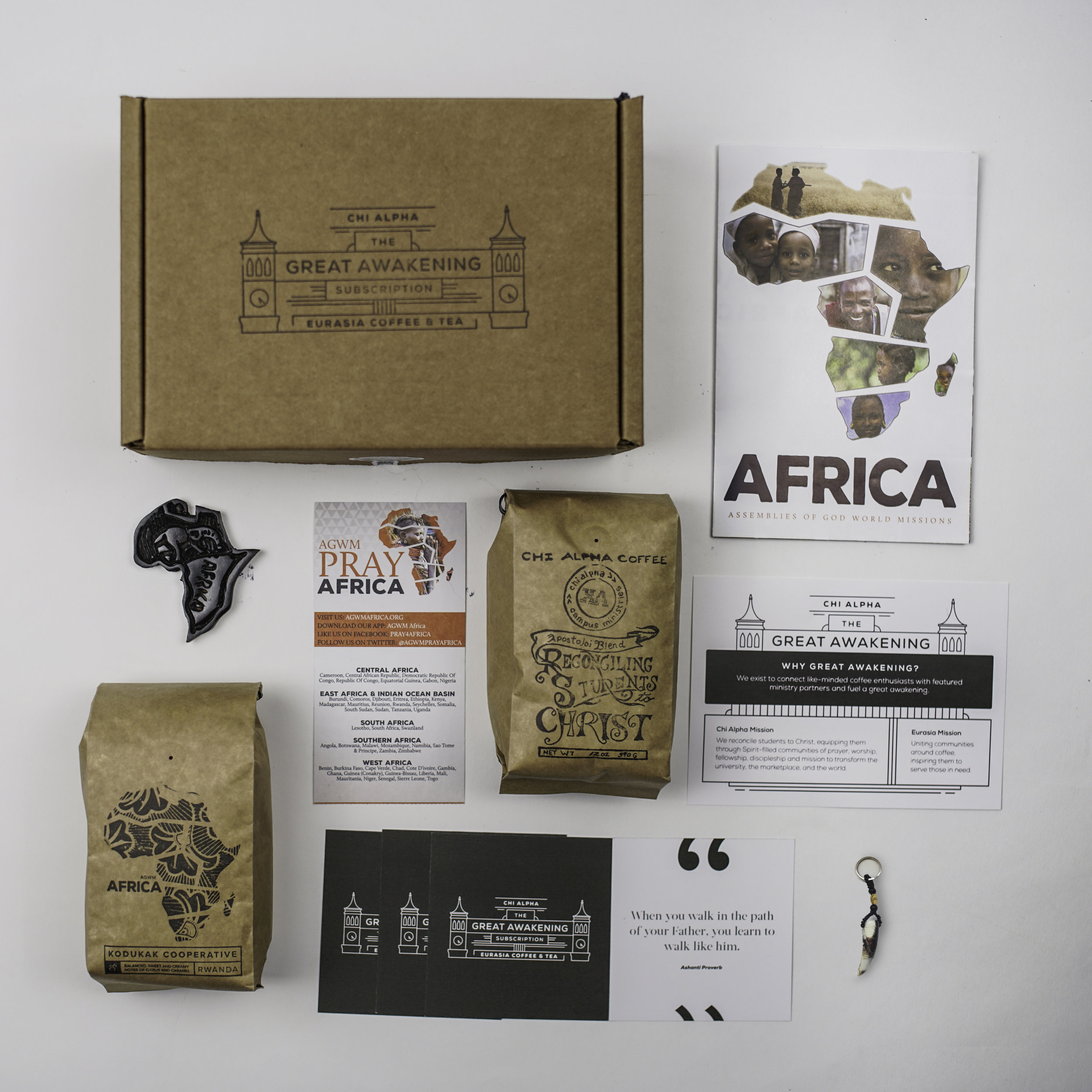 Box 4: AGWM Africa Region