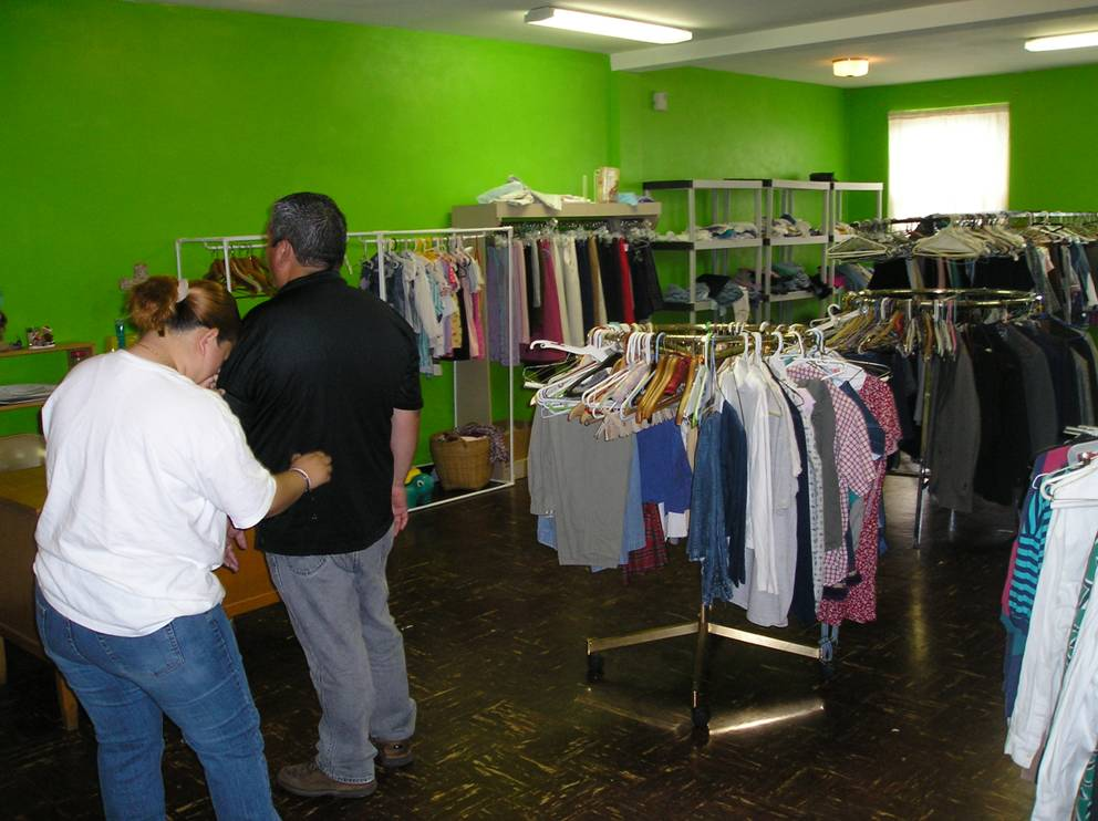 Camino Clothing Pantry