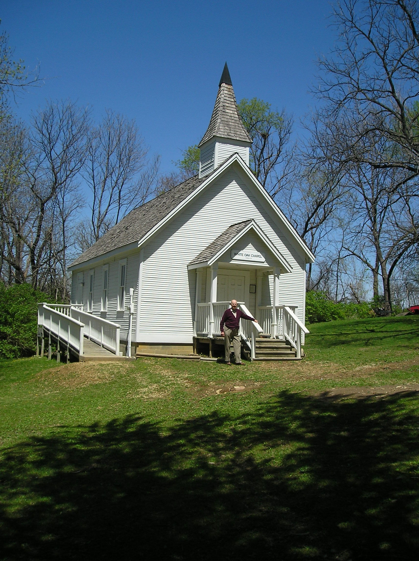 White Oak Chapel