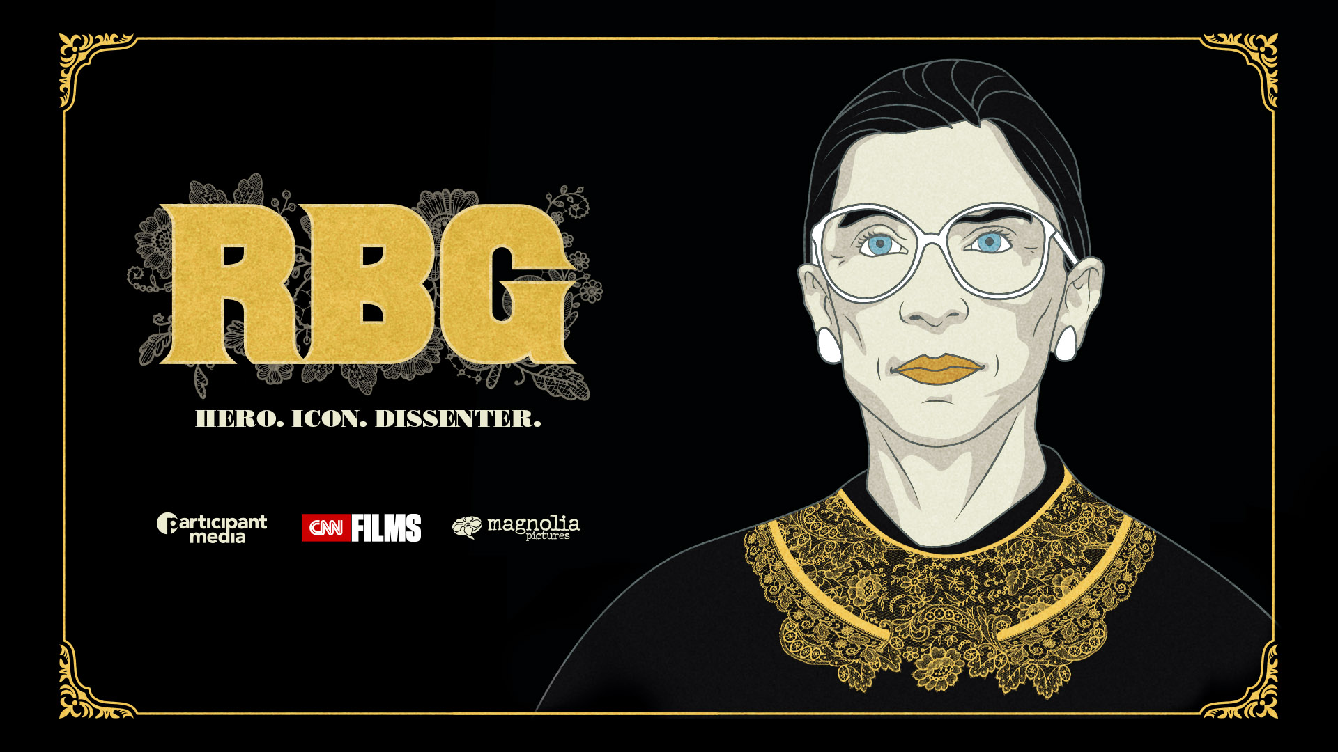 RBG - CNN's RGB is a beautiful portrait of Supreme Court Justice Ruth Bader Ginsburg. You know we'll be watching it on repeat; but don't take our word for it — it was nominated for an Academy Award® for Best Documentary Feature. 🎥🍿 Available to stream on Hulu.