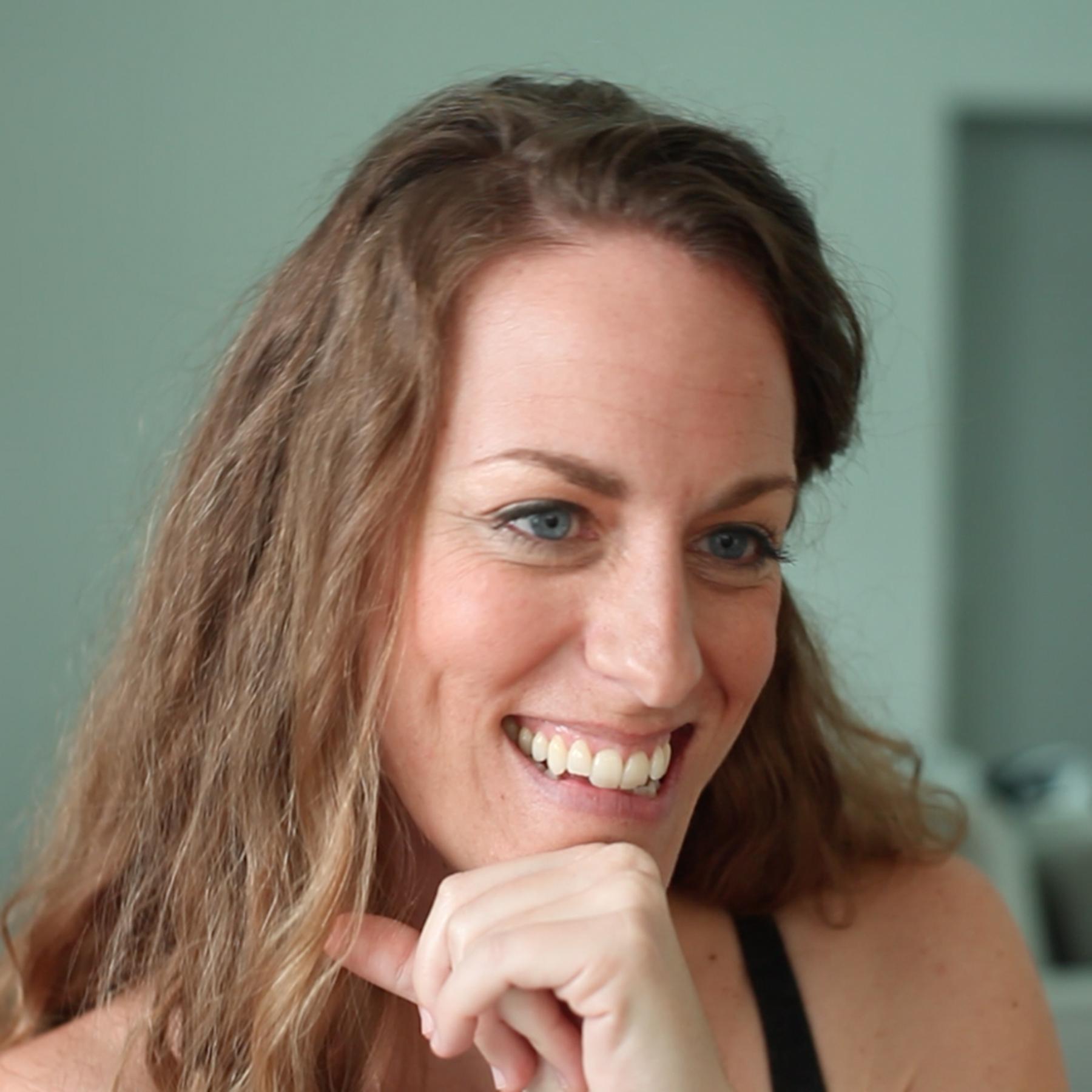 Amy Jones, Progress Coach + Strategist and Creator of Recollect