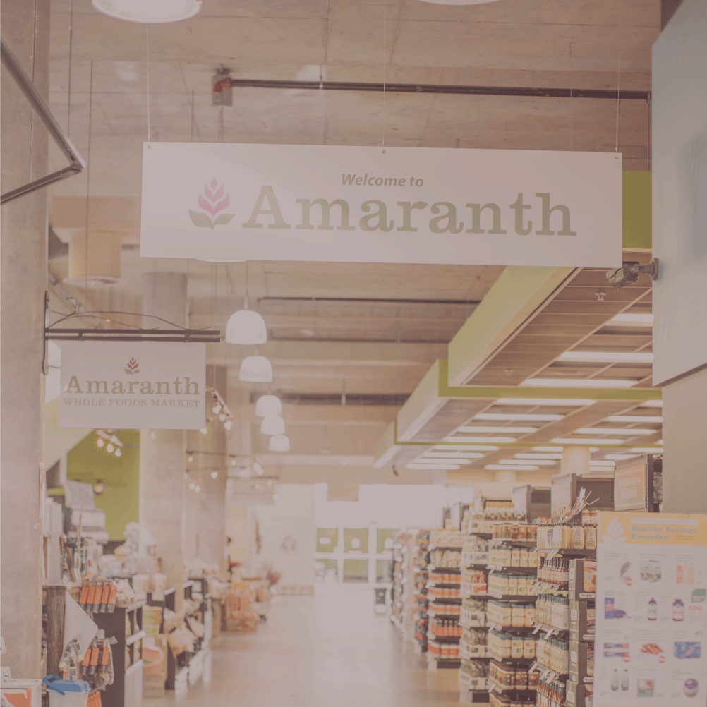 Why Amaranth? - Meet the founder of Amaranth Foods and learn more about what makes us so passionate about healthy living.