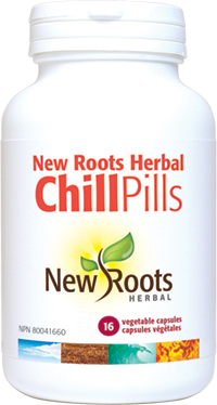 New Roots Chill PIlls