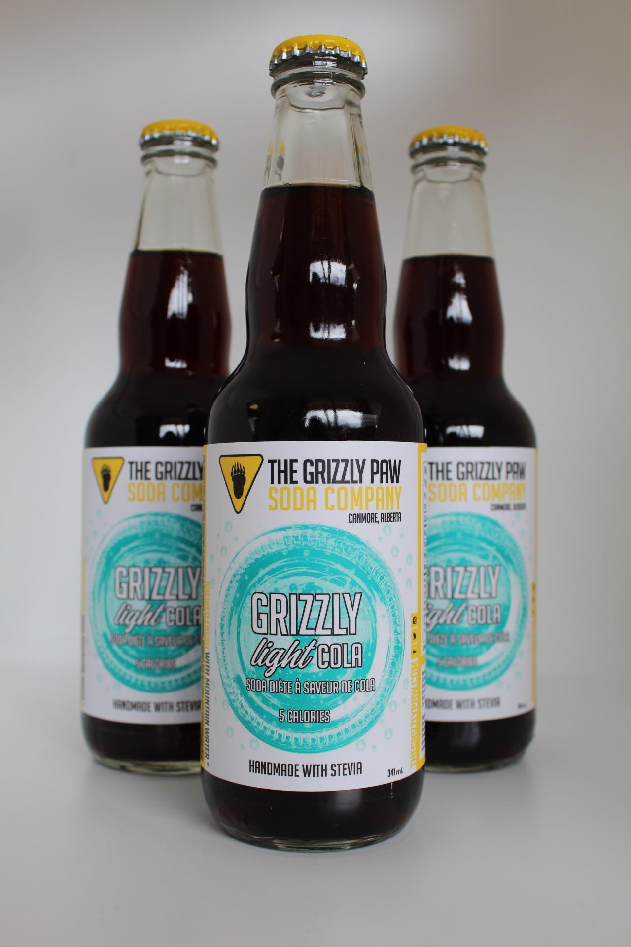 grizzly paw light soda.JPG