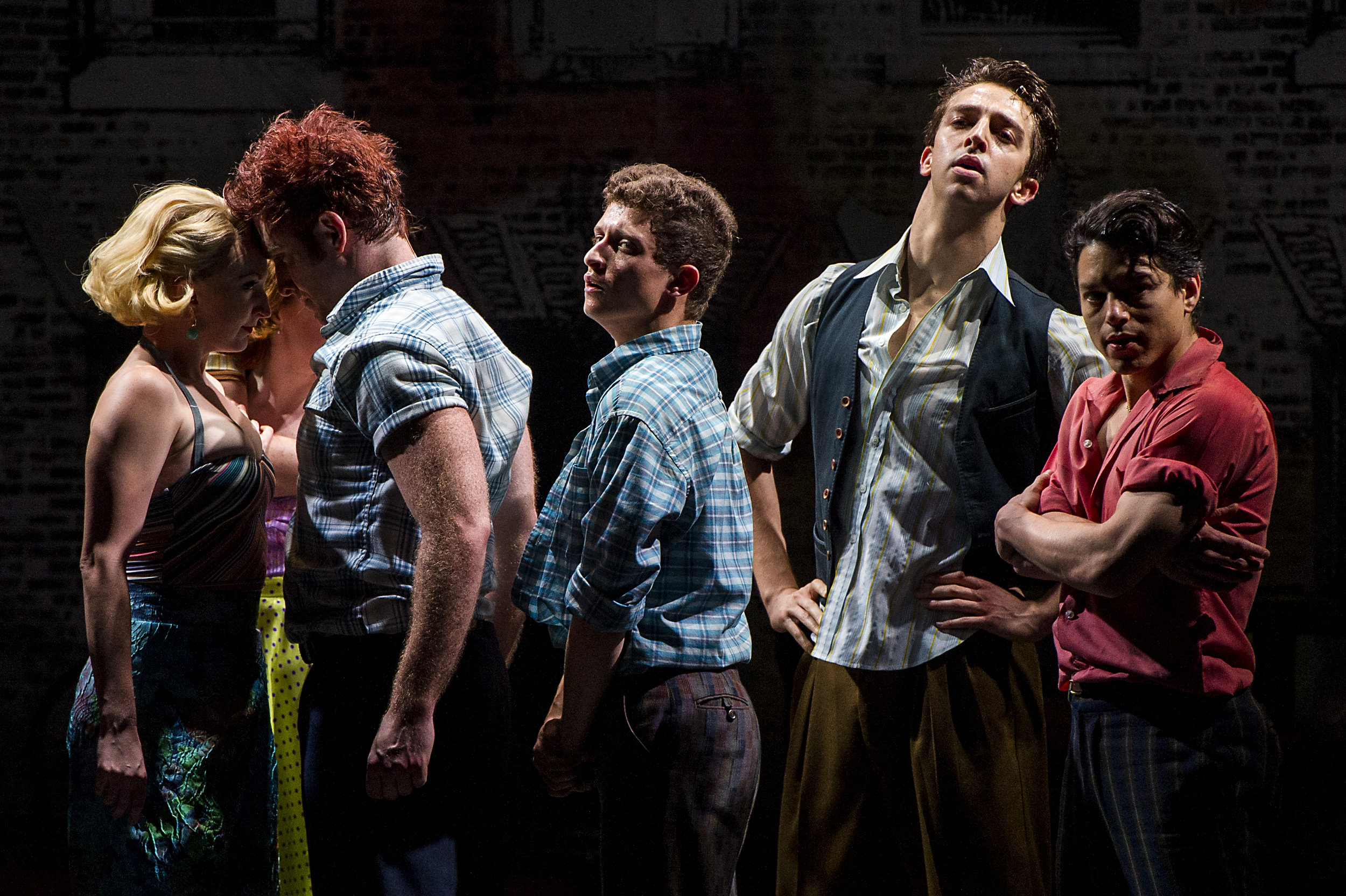 Baby John,  West Side Story , Barrington Stage Company
