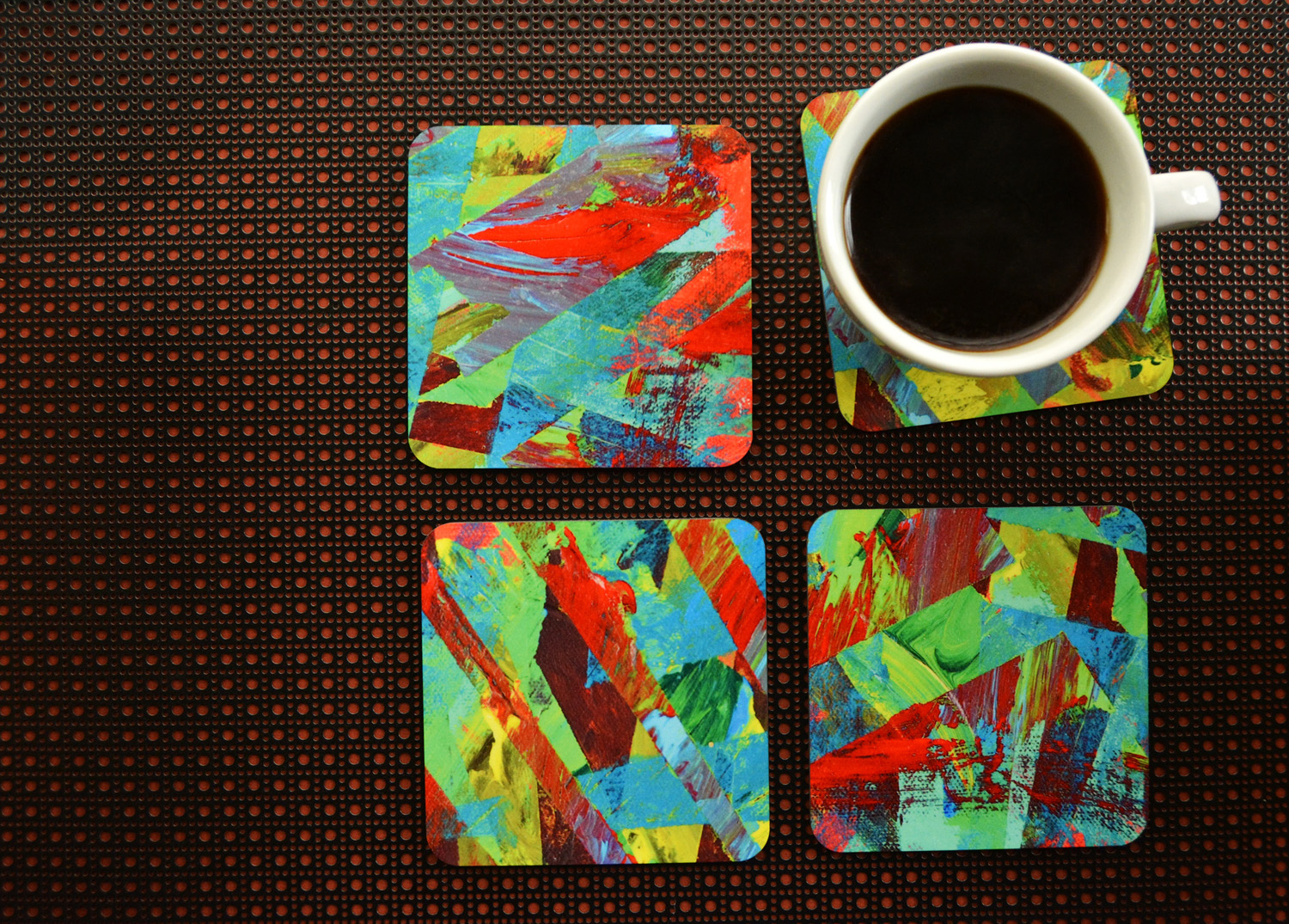 Four Coasters and a Cup.jpg