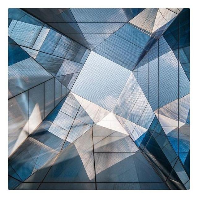 lool Eyewear⠀ View⠀ ⠀ #looleyewear #lunakt #regram #silentcolonization⠀ #deco #roomwithaview #reflection #skyscrapper⠀ #architectural #barcelona #handmade #eyewear