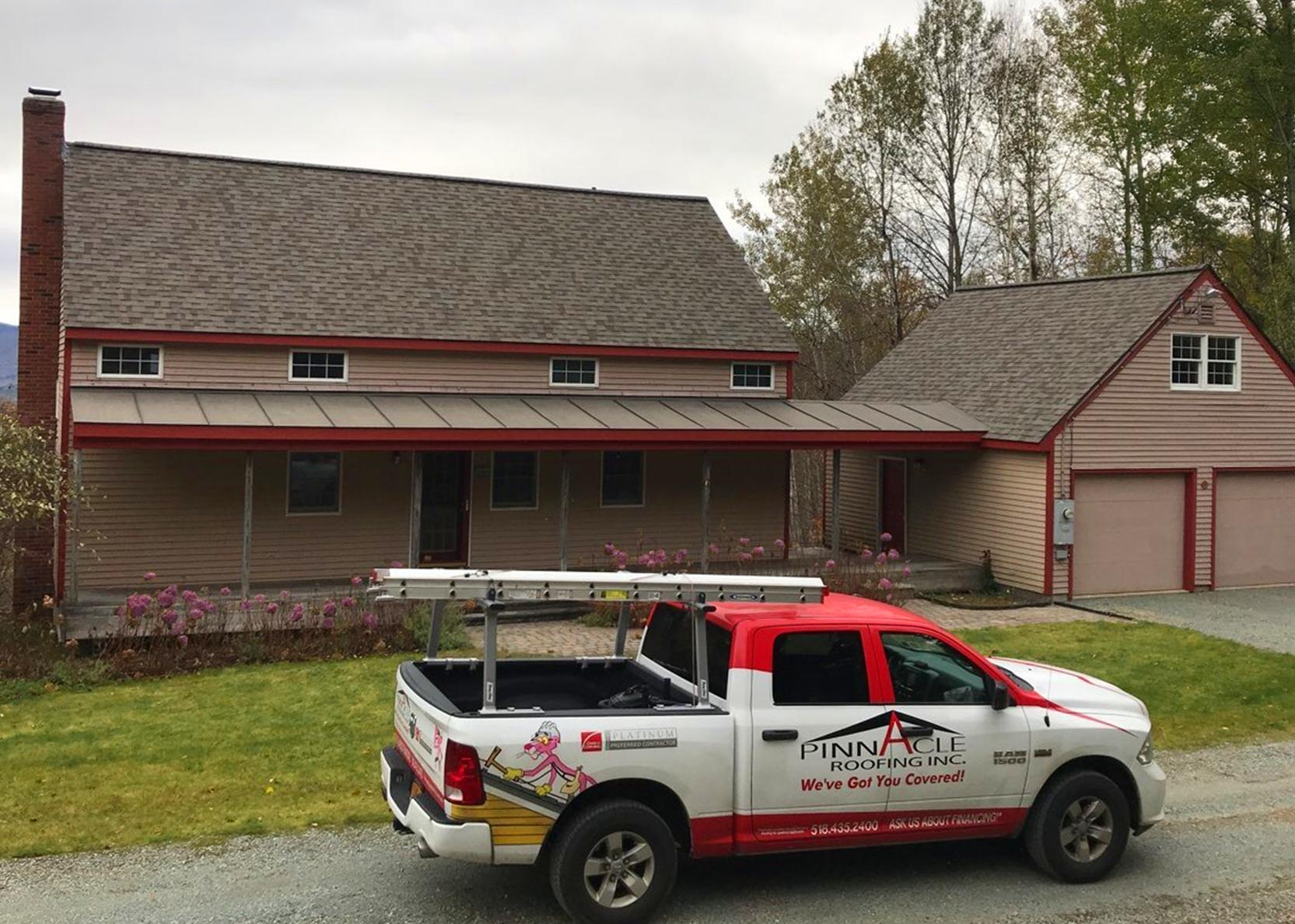 The Pinnacle Team — Pinnacle Roofing Inc.