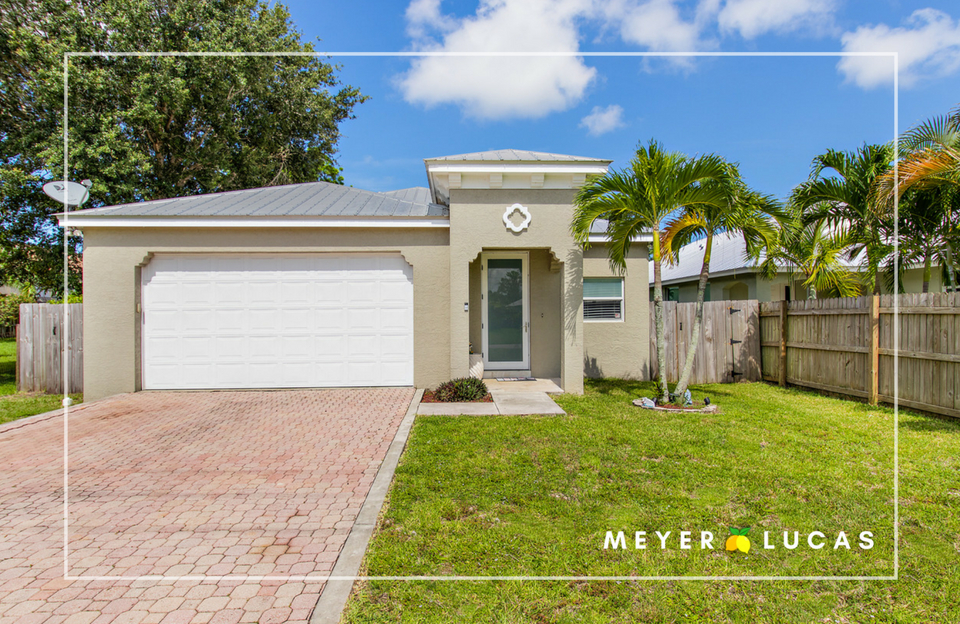 NEW LISTING ALERT! - 17703 Carver Avenue in Jupiter has officially hit the market.