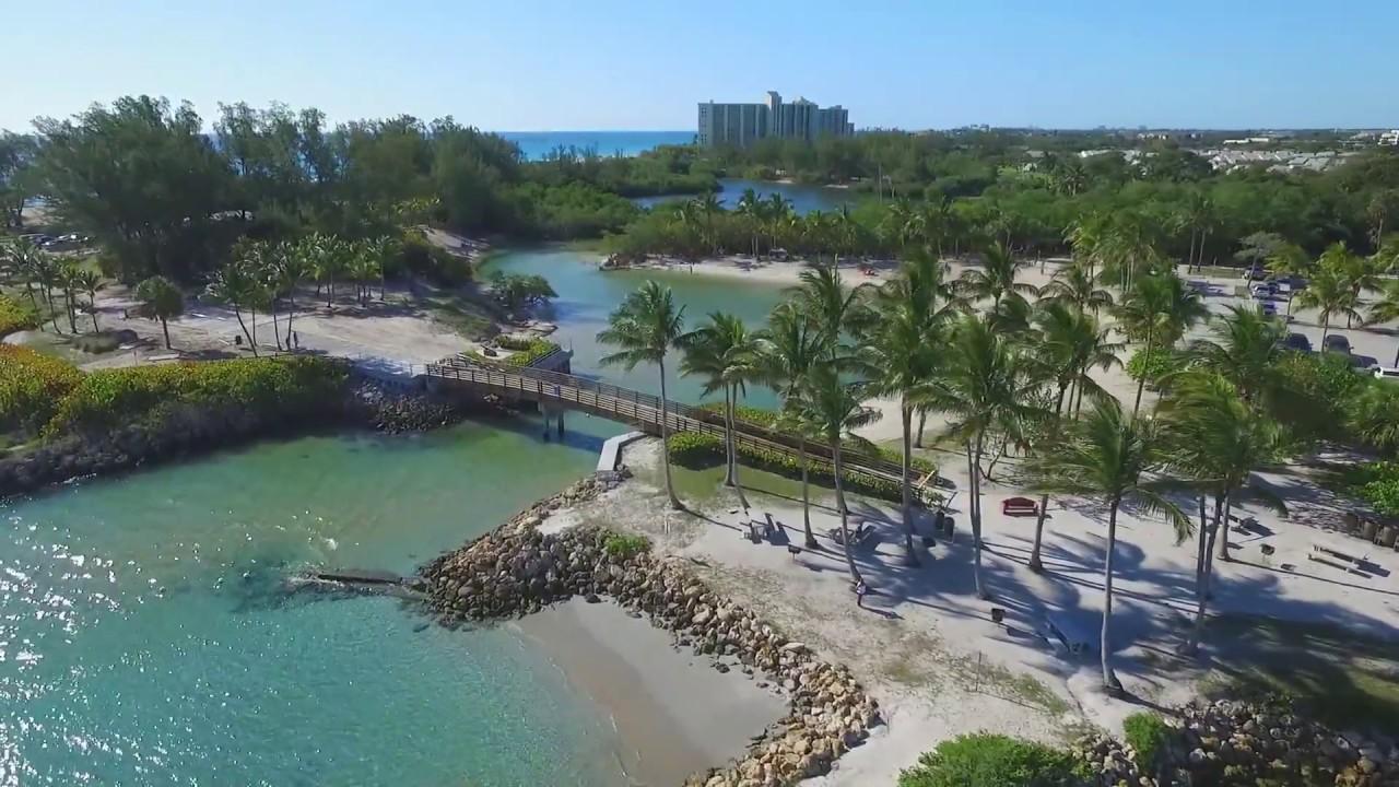dubois park beaches in jupiter, florida