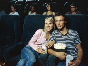 4. The Movies - For something more traditional, have dinner and a movie in Jupiter with your boyfriend or girlfriend. First, head to one of Jupiter's favorite restaurants, like Guanabanas, Little Moir's Food Shack, or Tommy Bahama for a bite to eat, and then check out Cinepolis Luxury Cinemas Jupiter or Cobb Theatres in Downtown, Palm Beach Gardens for a movie.