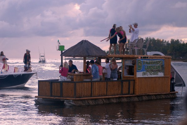 10. Pontiki Boat Cruises - For those of you looking for a date on the water, check out PonTiki Boats and Cruises for a different date experience. Jump on one of their charters throughout the week to enjoy special couches and chairs for lounging. Find PonTiki at Harbourside!