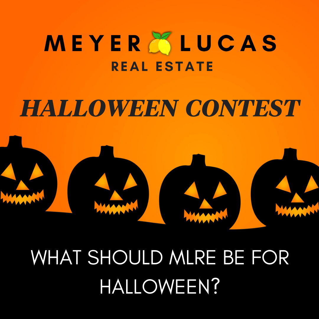 - Here at Meyer Lucas Real Estate, we get SUPER EXCITED for Halloween! Every year when October 31st rolls around, we can't wait to show the office our Halloween Spirit by getting dressed up in BOOtiful costumes!In the past, we've gone solo, picking what we want to wear individually. But this year, we're taking things to the next level by getting dressed up as a group costume! It's going to be spooktacular!!