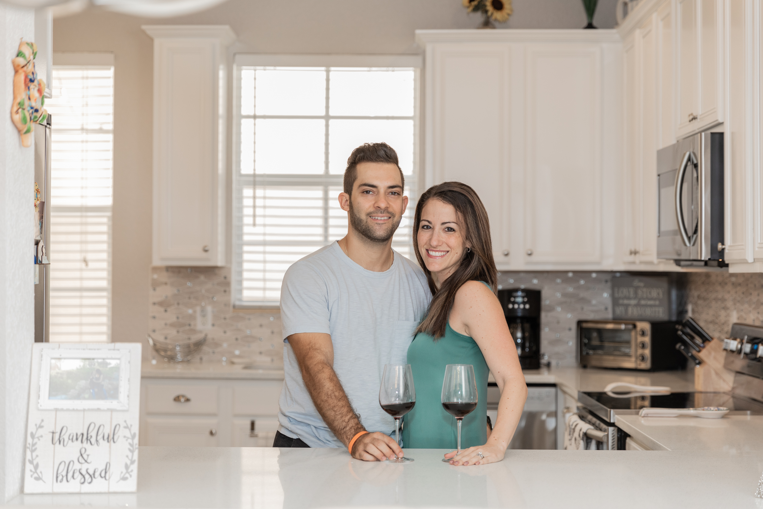 Meet the Maslows - Anthony & Valerie are one of the most selfless couples you will ever meet. They both have made it their mission to improve the lives of others, whether its through their professional careers or their philanthropic endeavors.