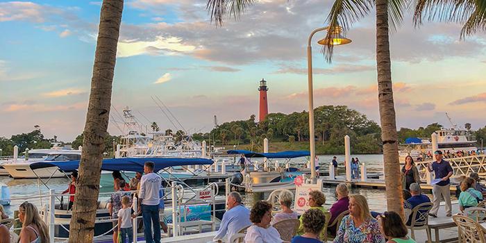 6. U-Tiki Beach - Caribbean food & drinks in a casual, island setting with deck & beach seating, plus water views.Our faves: Mac-Nut Crusted Fish, U-Tiki Potatoes, Shaka ShrimpPrice: $$