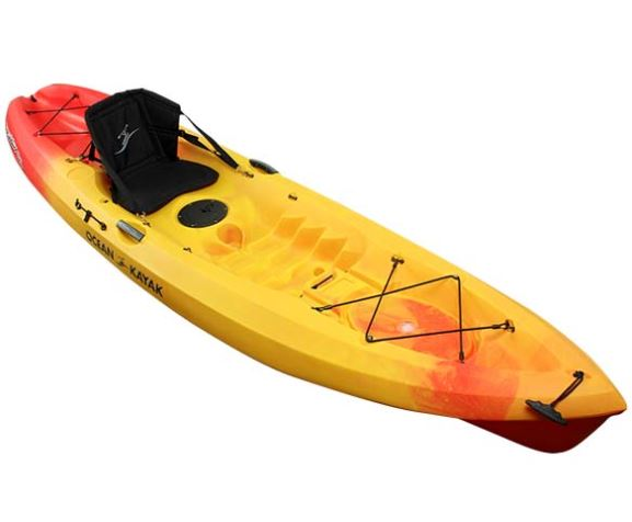 Raffle Grand Prize: Ocean Kayak Scrambler provided by  Nautical Ventures Marine Superstore