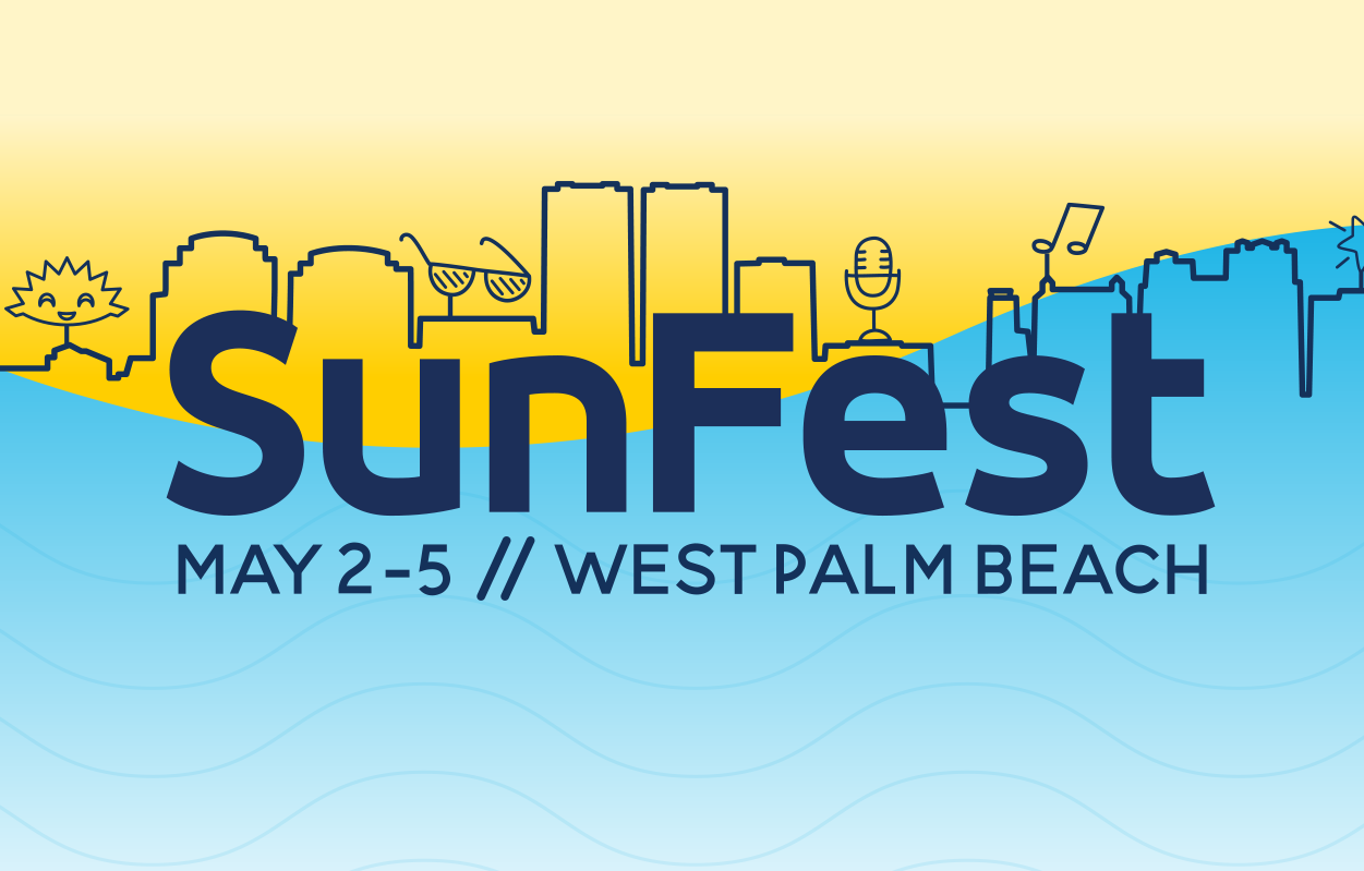 sunfest 2019 music festival downtown west palm beach florida soflo real estate luxury waterfront