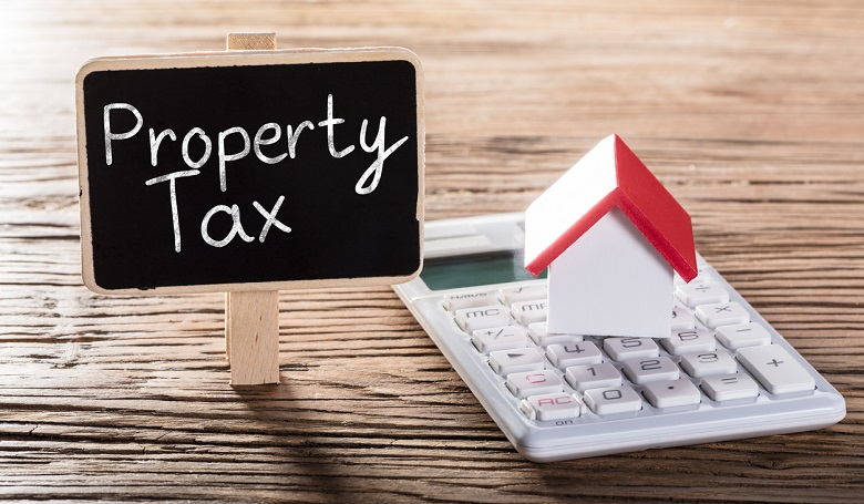 why you should consider property tax when house hunting