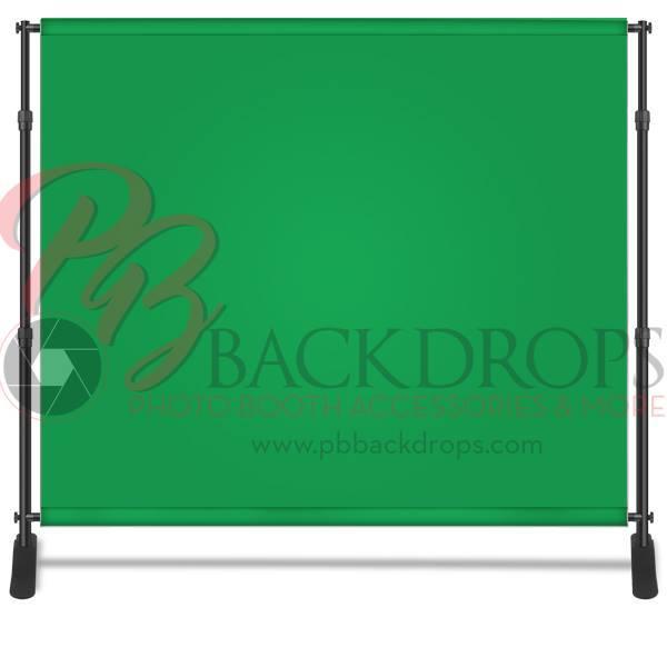 Princeton Photo Booth Green Screen Backdrop
