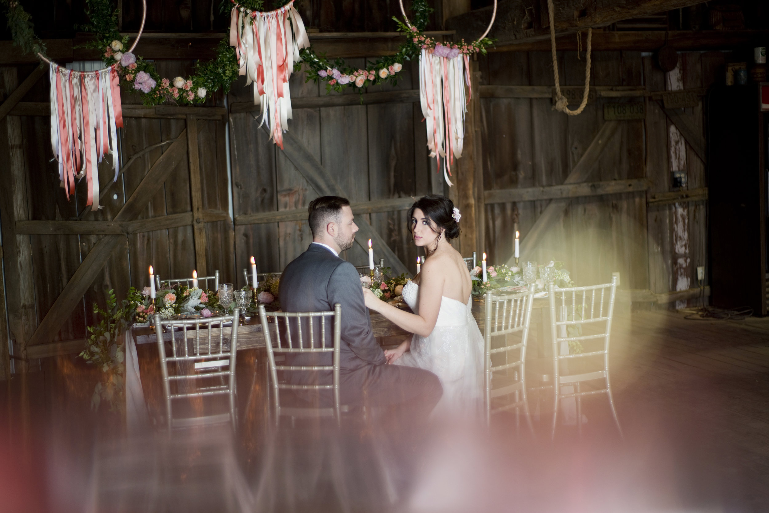 Ohio Barn Wedding Photography