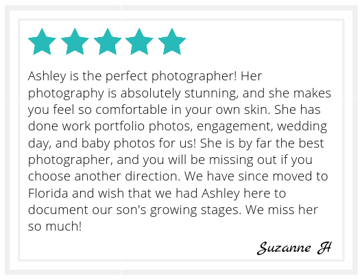 Suzanne Reviews Ashley Lynn Photography