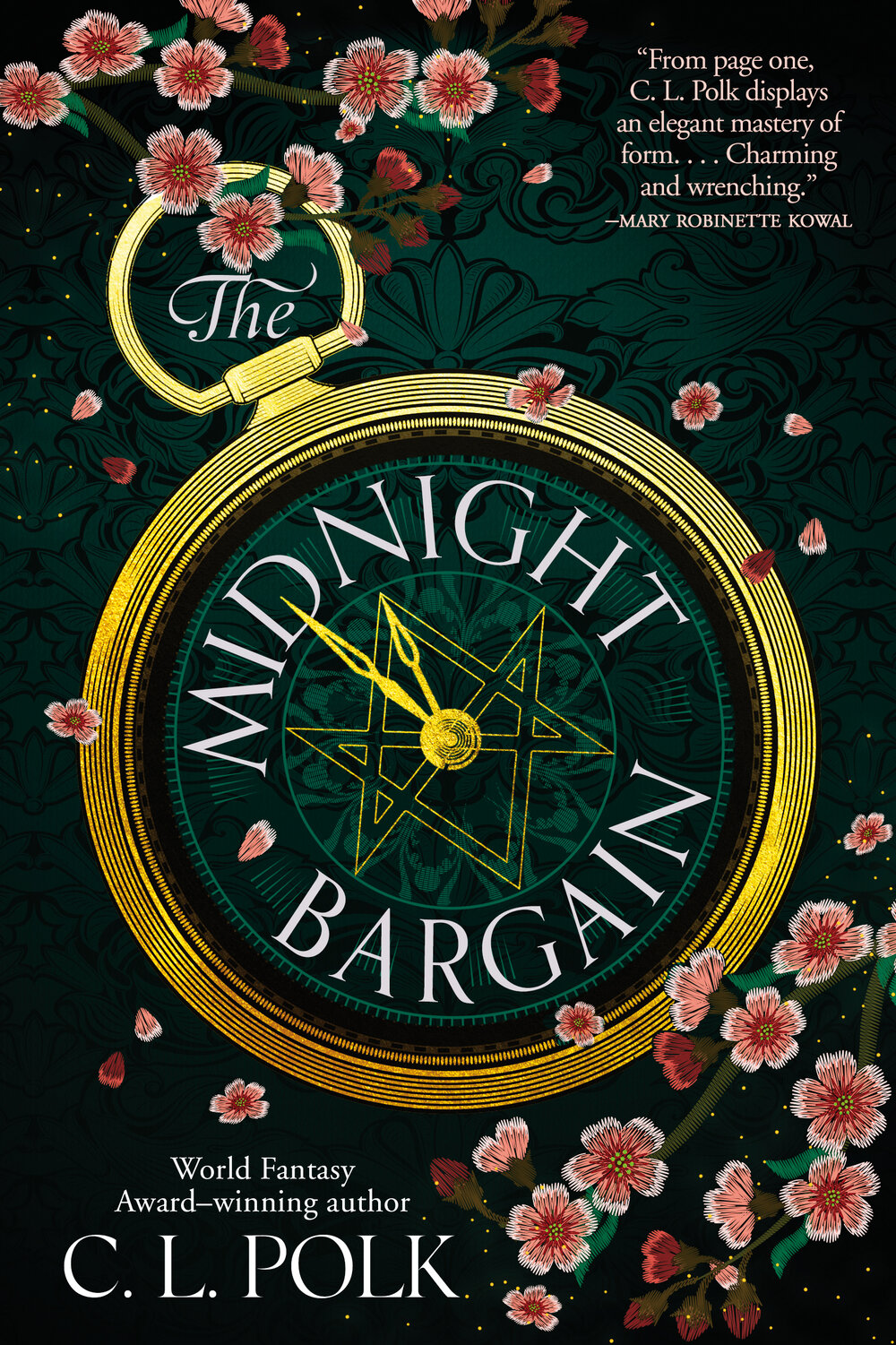 The front cover of the book titled The Midnight Bargain published by Erewhon Press