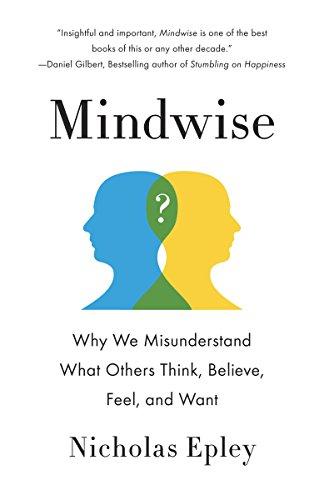 """Mindwise"" by Nicholas Epley"