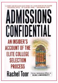 """""""Admissions Confidential"""""""