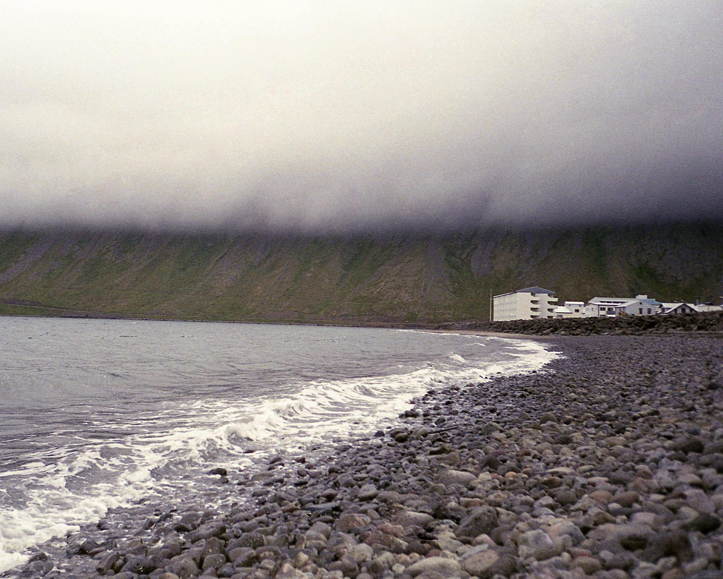 Ísafjörður, Olympus Mju2, KodakGold400