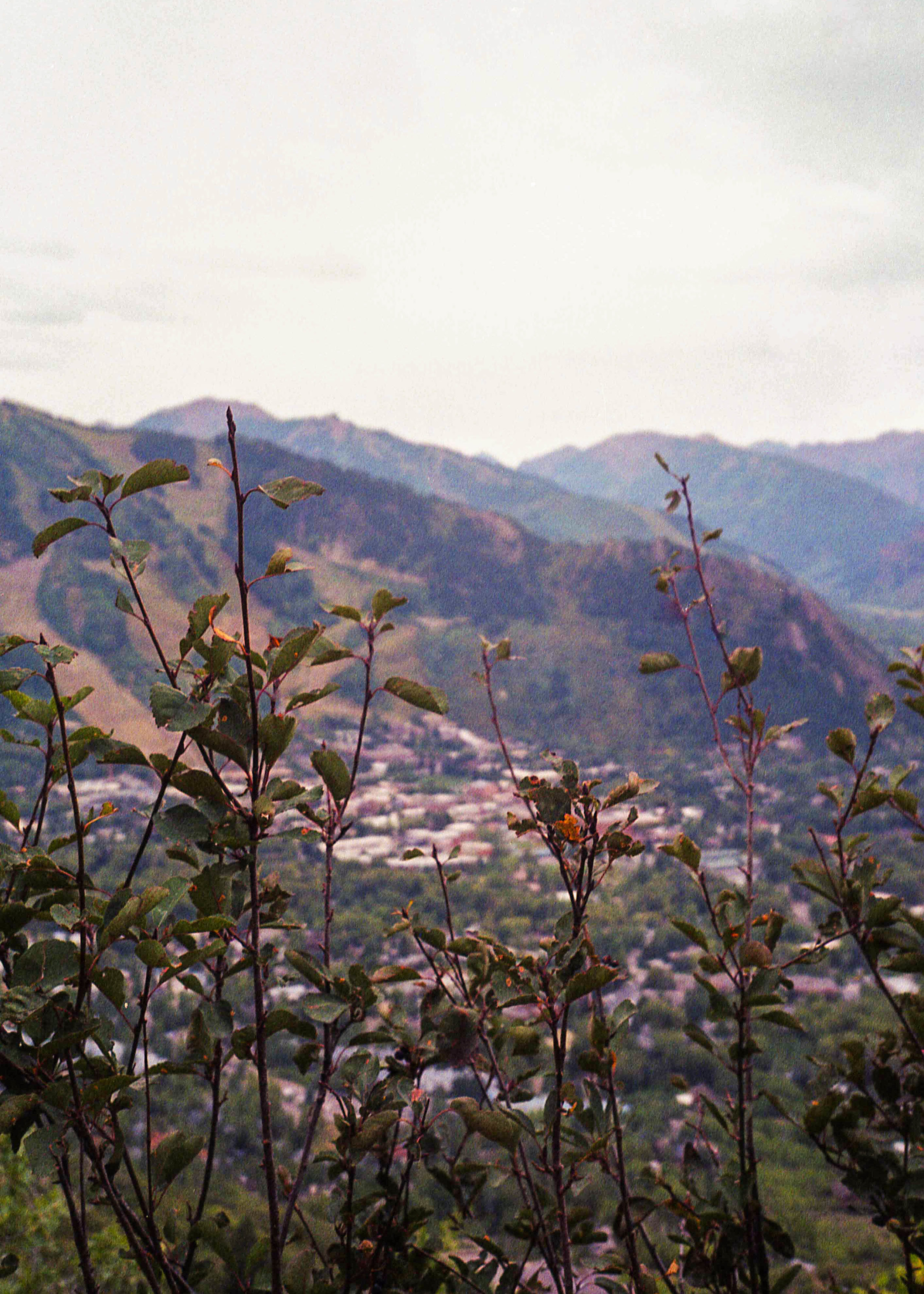 Aspen, CO, Olympus Mju2, Kodak Gold 200