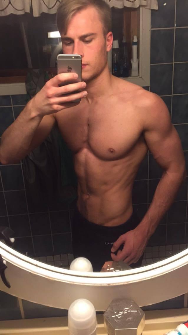 Jonathan Fitness Model