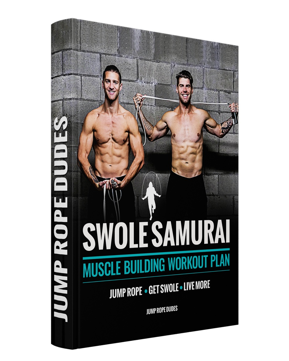 Swole Samurai Workout Plan - Build Muscle in 30 Min/Day. No Gym Required.