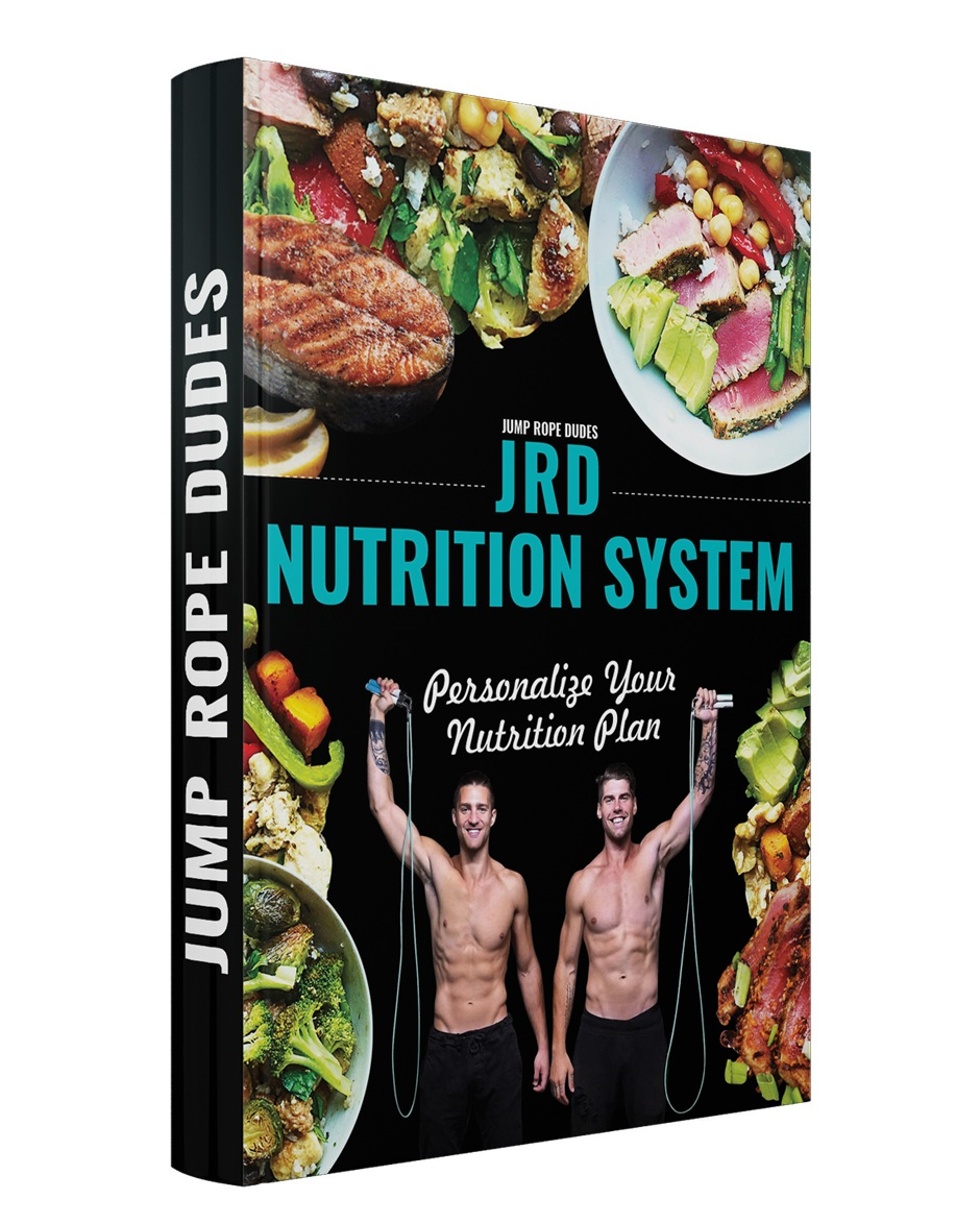 JRD Nutrition System - A simple meal system to help you lose weight or build muscle fast.
