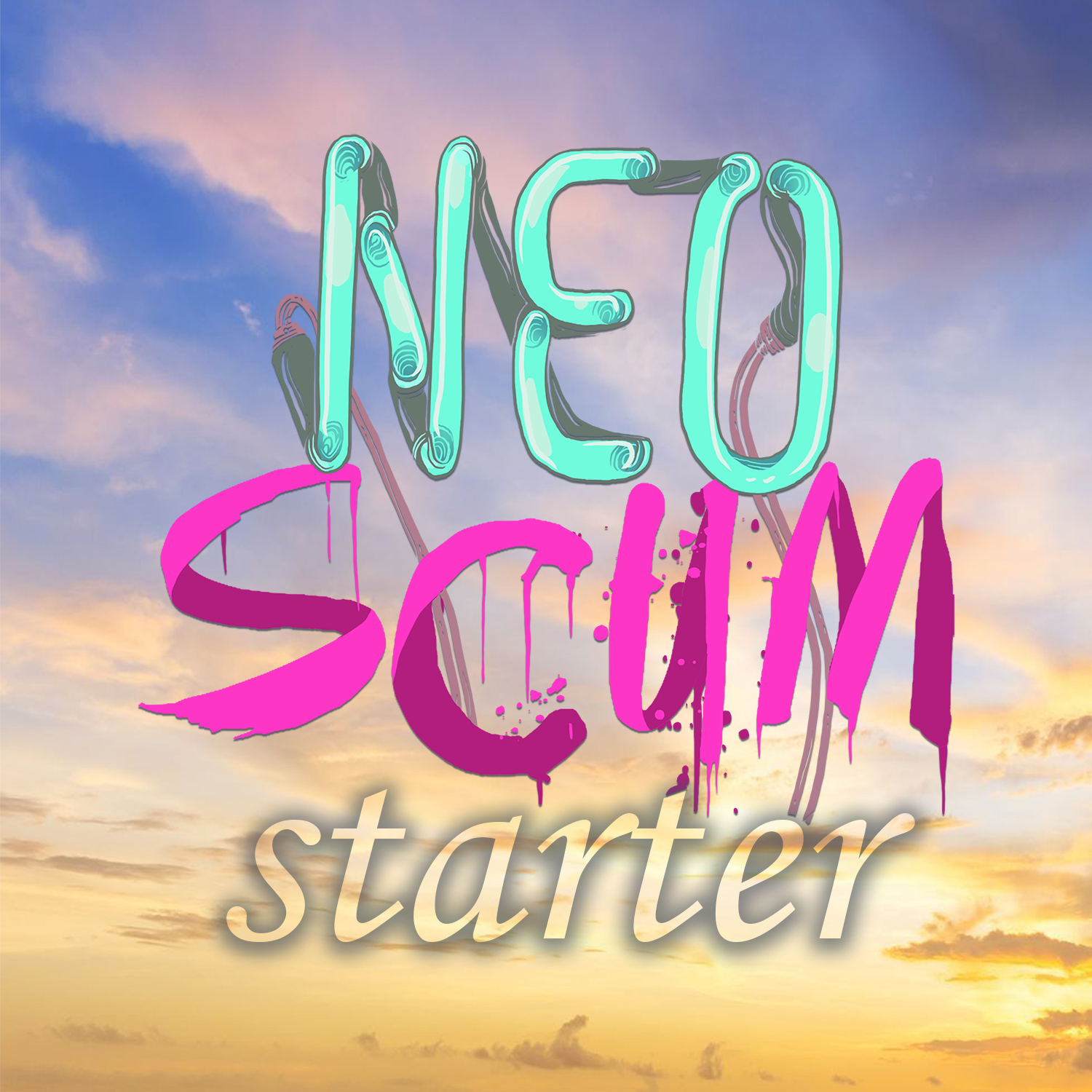 Neoscum starter logo by casey toney and  will kirkby