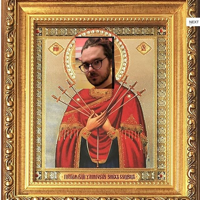 Happy HAPPY BIRTHDAY to the bastard scriptologist, the fuming Messiah, the bread to our butter, the butter to our breakfast, the ONE and only GM of the Lord ---- Gannon Reedy. We love ya.