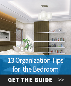 13 organization tips for the bedroom guide