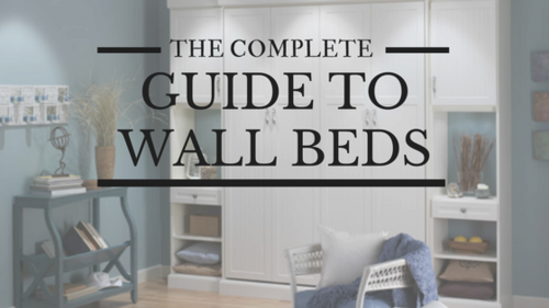 complete guide to wall beds